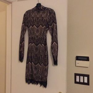 House of CB lace dress